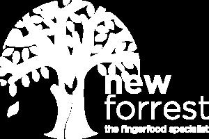 NewForrest logo wit